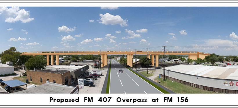 001_FM-156-Proposed-FM407-Overpass-at-FM156