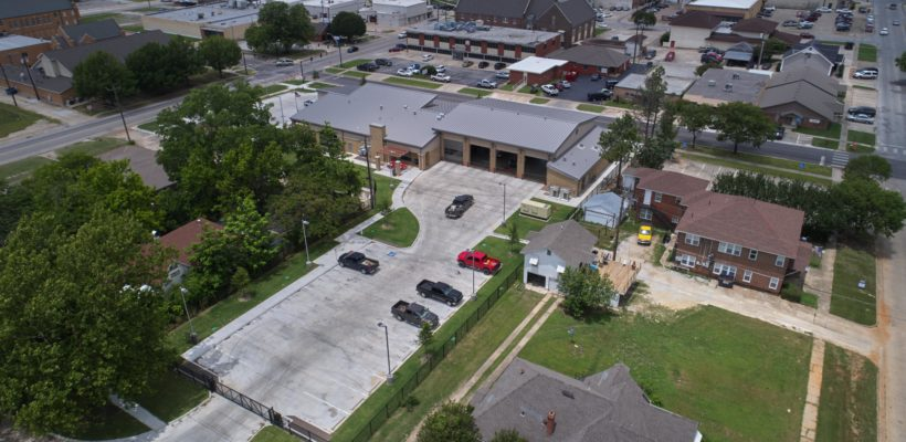 ADA Central Fire Station (21)
